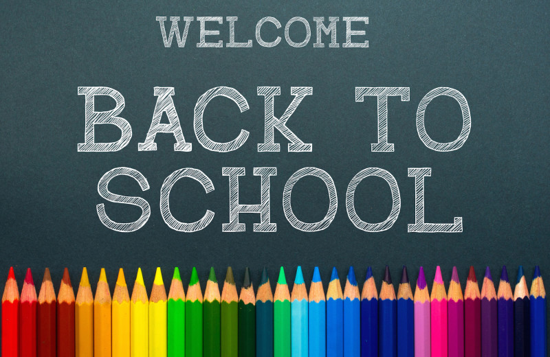 Image result for welcome back to school!